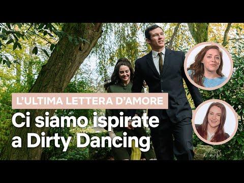 Ci siamo ispirate a Dirty Dancing per questa scena de L'ultima lettera d'amore | Netflix Italia