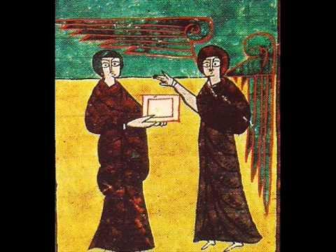 Codex Las Huelgas - Rex virginum amator