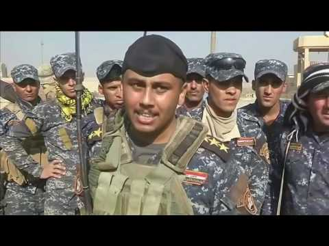 Iraqi Troops Closer to Mosul...