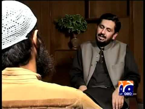 Exclusive  Jirga - Interview with a Suicide Bomber .flv