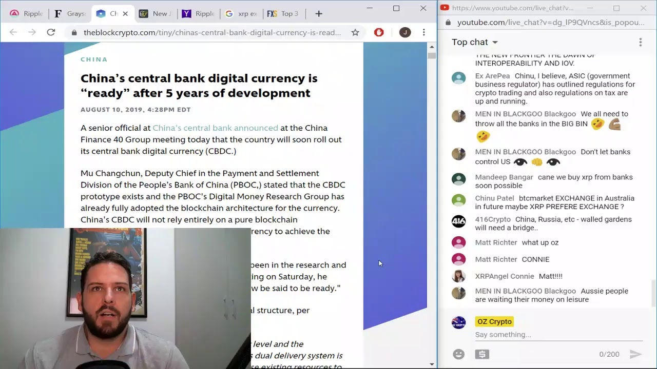Ripple Xrp: Ripple Leading The Pack Livestream - CoinGecko TV