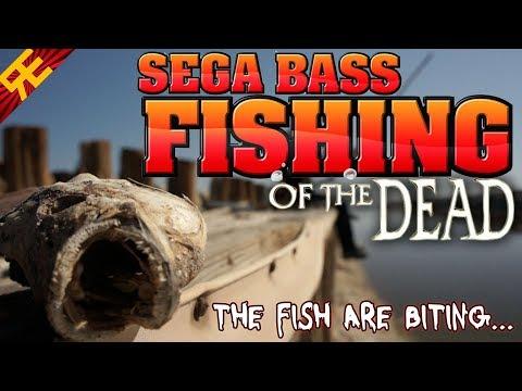 SEGA BASS FISHING OF THE DEAD - Fake Game Trailer [by Random Encounters]
