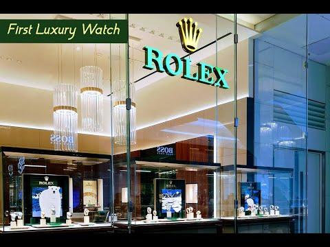 Best First Luxury Watch