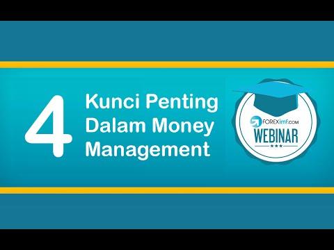 Strategi Trading | 4 Kunci Penting dalam Money Management