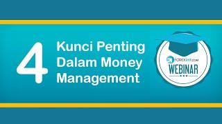Strategi Trading   4 Kunci Penting Dalam Money Management