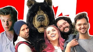 The Valleyfolk Canadian Adventure