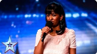 Will Veena Karthick be sitting pretty? | Auditions Week 6 | Britain's Got Talent 2016