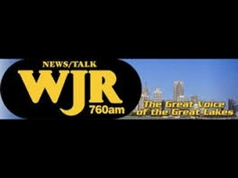 New Man Journey - WJR Detroit - 9/28/14