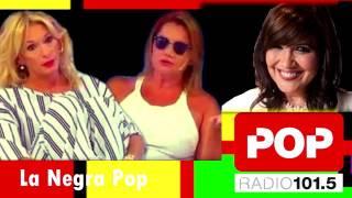 "Yanina Latorre vs Nancy Pazos ""La negra Pop"""