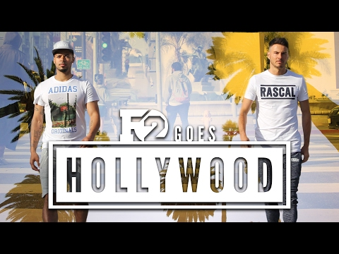 The F2 Goes HOLLYWOOD | Ep 1