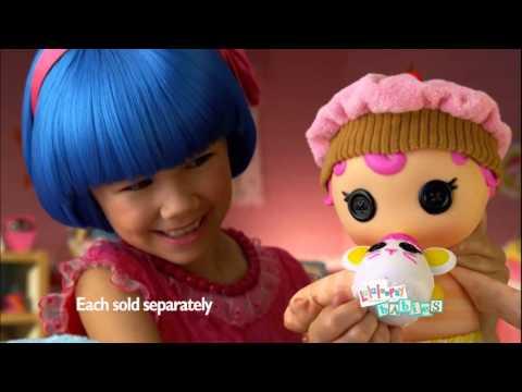 Babies Diaper Surprise Tv Commercial We Re Lalaloop