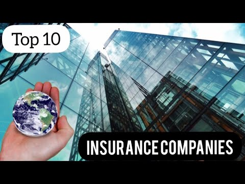 Top 10 Insurance Companies/Financial Institutions 2021 | Healthcare Companies | Car Insurance Firms