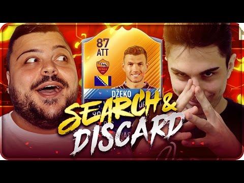 IL GRANDE RITORNO DEL SEARCH AND DISCARD CON ANIMA !!! [FIFA 17]
