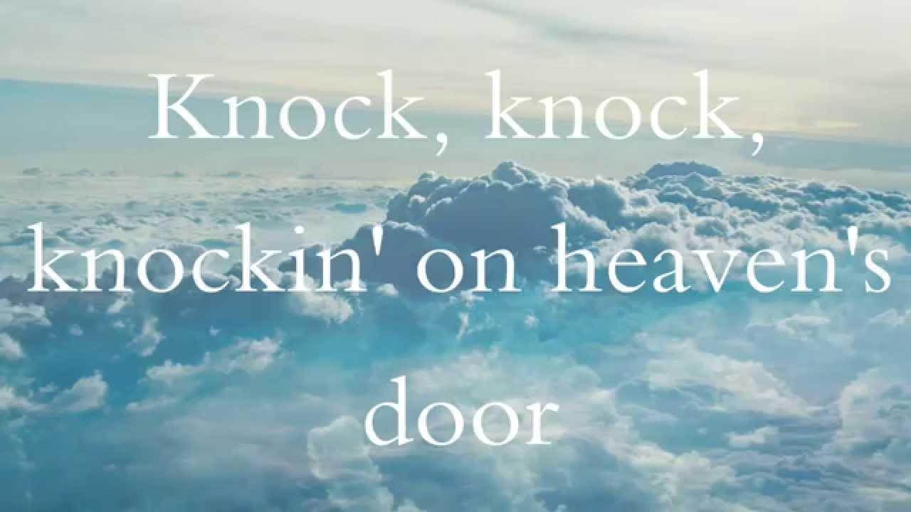 Bob Dylan - Knockin\u0027 on Heaven\u0027s Door-Lyrics by Lukas (original). & Bob Dylan - Knockin\u0027 on Heaven\u0027s Door-Lyrics by Lukas (original ... Pezcame.Com
