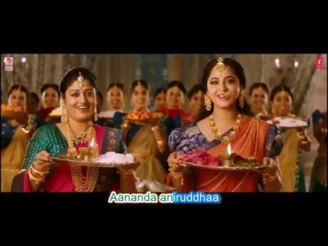 Kannaa Nidurinchara Song with lyrics | Bahubali 2 Telugu