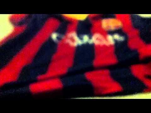 FC Barcelona Home Kit 2013/2014