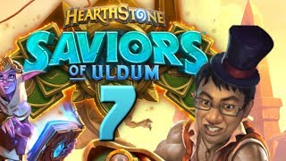Saviors of Uldum Review #7 - SERIOUS GAME CHANGER CARDS!   Hearthstone