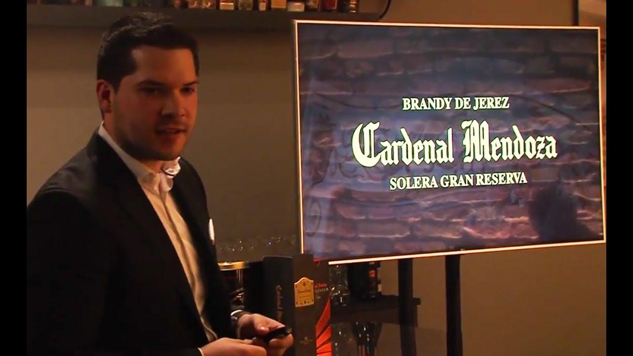 Brandy & Cigarre: Das war ein perfektes Match - auch in Frankfurt am Main