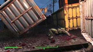fallout 4 agility bobblehead and tales of a junktown jerky vendor wreck of the fms northern star