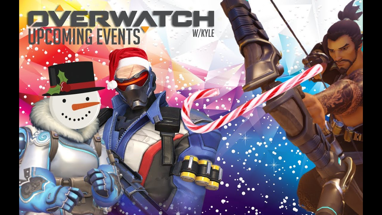 Overwatch-Halloween and Christmas Events-Plus Future Event ...