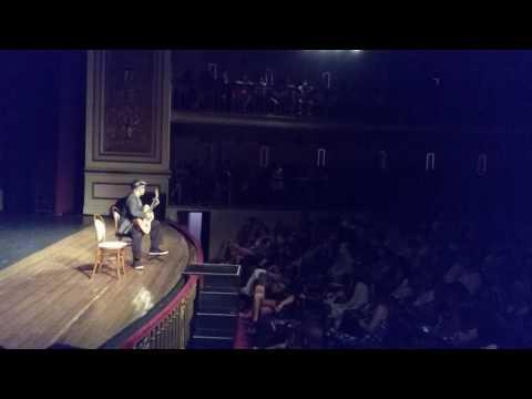 Violonista Luiz junior - concerto Arthur Azevedo