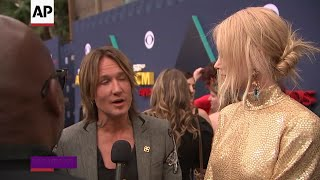 Keith Urban: 'We're a community'
