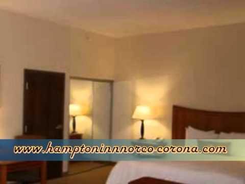 Hampton Inn Norco North Corona California Hotel