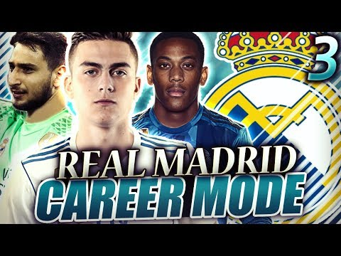 FIFA 18 Real Madrid Career Mode #3 - WE SPEND OVER $200 MILLION ON THE NEW GALACTICOS!!