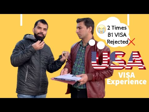 Review B1 VISA REJECTION Reasons & Interview Questions