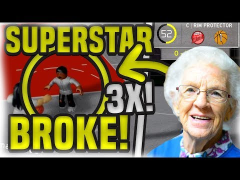 grandma-pulls-up-at-park-and-breaks-superstar-3-times!-(gone-wrong)
