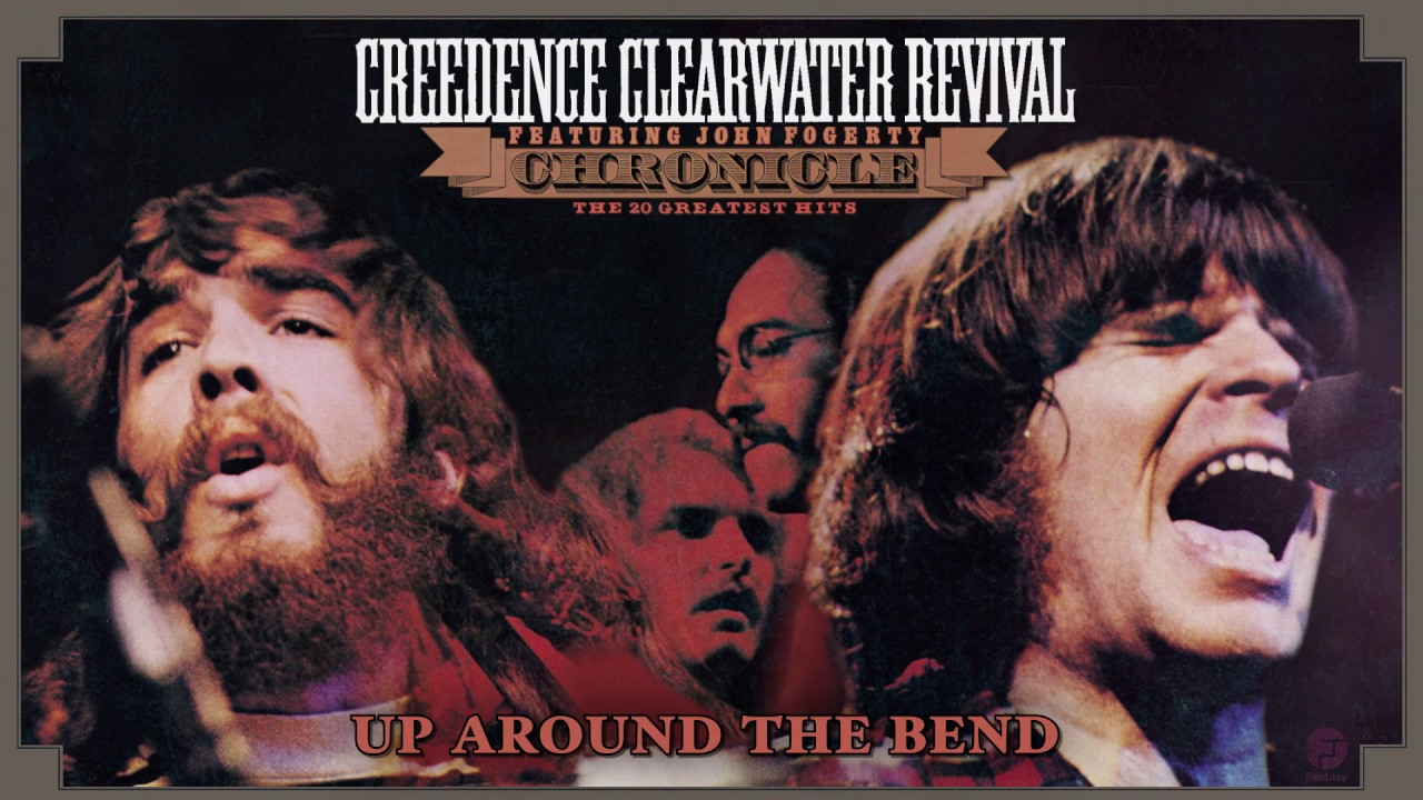 Creedence Clearwater Revival - Up Around The Bend (Official Audio)