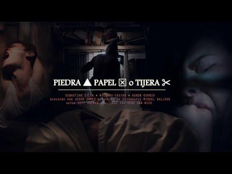 PIEDRA ▲ PAPEL ⊠ o TIJERA ✂ | SEBS and NICK | Terror