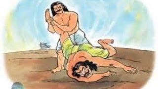 Mahabharata Story 034 Jarasandha - Told By Sriram Raghavan