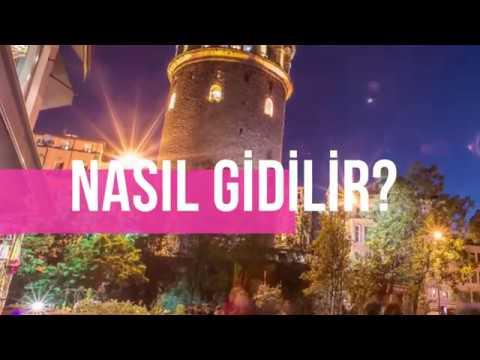 Nasıl Gidilir? | Eminönü'nden Atatürk Kitaplığı'na