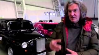 Интервью Джеймса Мэя о шоу Top Gear Live