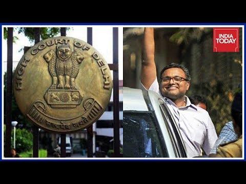 Breaking News | Delhi HC Grants Interim Relief To Karti Chidambaram