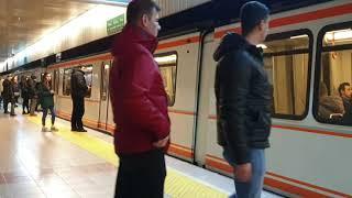 Road Tripp  Ankara , Ankara Metro Ankaray Aşti  , Ankara Subway  , Ankara Ubahn 02/2020