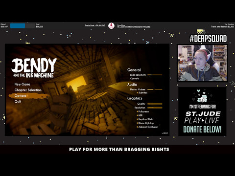 Bendy & the Ink Machine | St Jude PLAYLIVE