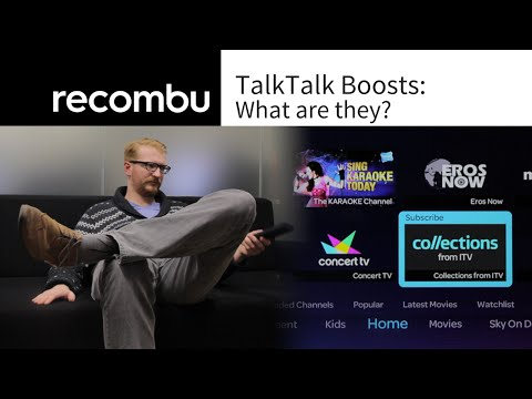 TalkTalk boosts: What they are and why you need them