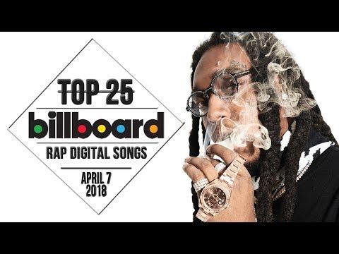 Top 25 • Billboard Rap Songs • April 7, 2018 | Download-Charts