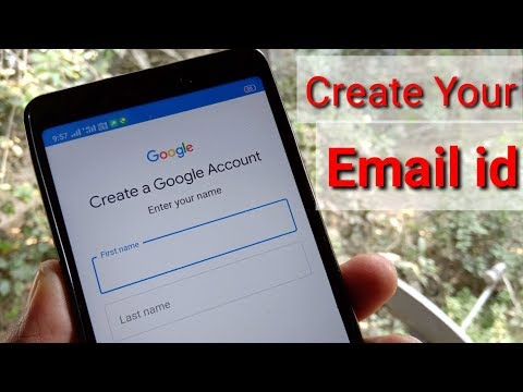 Email id Kaise Banaye | Open email Account |Open Gmail account in mobile| Gmail id kaise Banaye.