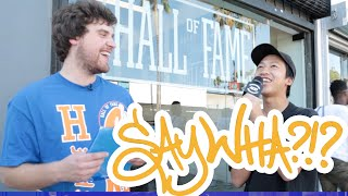 Celebrity Spelling Bee - Say Wha?!? Presented by All Def Digital ft. Nick Colletti