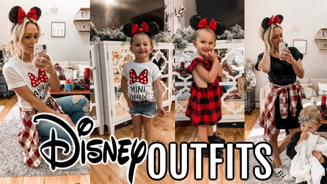 [VIDEO] - MOMMY AND ME DISNEY OUTFIT IDEAS 2019| Tres Chic Mama 2