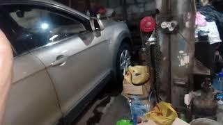 Шевроле-Каптива-про машину, ремонты и вообще!
