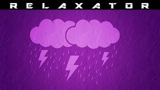 Thunderstorm sounds / Nature sounds / Relaxing sounds