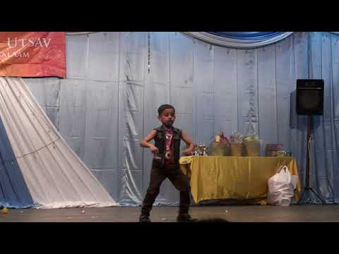 Aradhya's jumme ki raat dance 1st prize