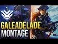 GaleAdelade - INSANE AIM Montage - [#1 Ana Player] - Overwatch Montage
