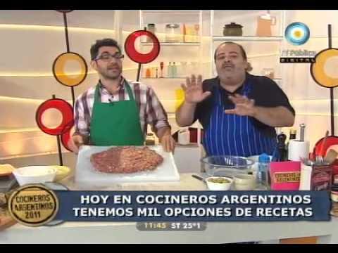 recetas con carne molida cocineros argentinos