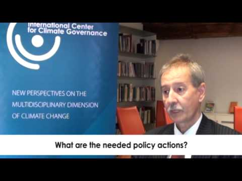 CLIMATE CHANGE: IMPACTS AND ADAPTATION IN THE ENERGY SECTOR: Interview with Ferenc L. Toth
