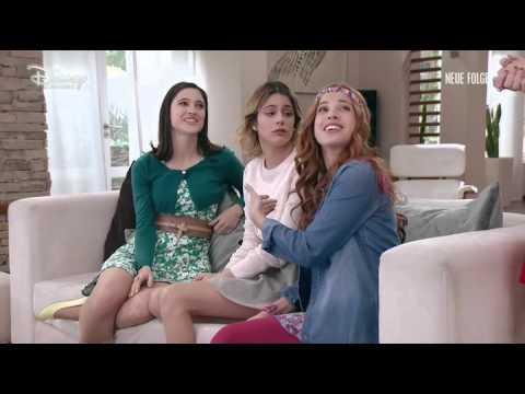 Violetta 3 - Violetta Und Ihre Freundinnen / Ludmiletta Szene (Folge 32)